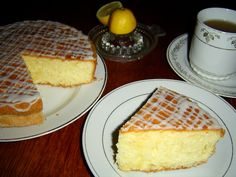 Czech Recipes, Russian Recipes, Home Recipes, Desert Recipes, Pound Cake, Sweet Recipes, Breakfast Recipes, Sweet Tooth, Deserts