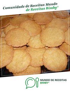 Bolachas de aveia de ANEL. Receita Bimby<sup>®</sup> na categoria Bolos e Biscoitos do www.mundodereceitasbimby.com.pt, A Comunidade de Receitas Bimby<sup>®</sup>.