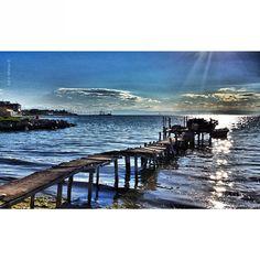Kalamaria, Photo: Kat d' Athènes Crete Greece, Greece Thessaloniki, Kat D, Natural Salt, Vader Star Wars, Greece Islands, Island Beach, Touring, Photos