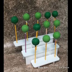 The newest addition to our collection of 3-tier collapsible cake pop stands! #cakepopstand #cakepopstands #cakepops #cakepopstandco #partysupplies #partydecor #desserttable #dessertbar #eventplanning #eventdesign #partyideas