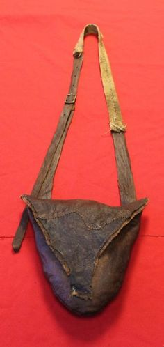 Jack Hubbard hunting pouch