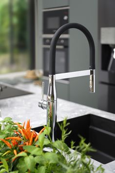 Choose every last detail down to the tap with your Schmidt #kitchen