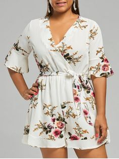 Birthday Dress Women Plus Size Outfit 57 Super Ideas Trendy Plus Size Clothing, Plus Size Fashion For Women, Plus Size Dresses, Plus Size Outfits, Birthday Dress Women, Plus Size Summer Outfit, Rompers Dressy, Looks Plus Size, Moda Plus