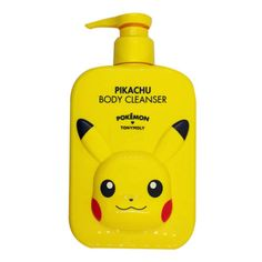 TONYMOLY Pikachu Body Cleanser 300ml (Pokemon Edition)