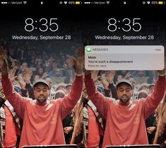 Le Fond Decran Kanye West Qui Porte Ta Notification