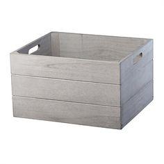 Briscoes - Merion Storage Box Large Grey
