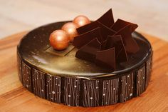 Chocolate Entremet by Pastry Chef Antonio Bachour, via Flickr