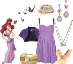 """Megara"" by ealkhaldi ❤ liked on Polyvore"