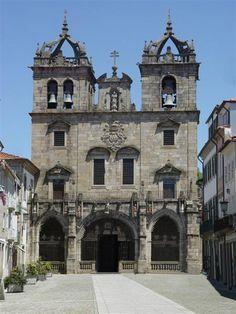 Собор Браги-Кафедральный собор Браги (порт. Sé de Braga), Собор Пресвятой Девы Марии  католич.собор в гор.Брага (Португалия).