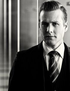 The BOSS...... #HarveySpecter Gabriel Macht