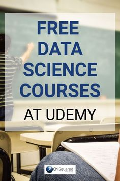 Learn Data Science for FREE with these courses from Udemy. Want to move into Data Science? Start with these courses to improve your Data Science skills. Get a list of the best free data science courses at Udemy. Machine Learning Book, Machine Learning Tutorial, Machine Learning Course, Data Science, Computer Science, Computer Programming, Data Visualization Tools, Science Articles, Skills To Learn