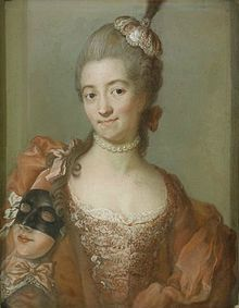 Eva Helena Löwen (1743–1813), was a politically active Swedish noble socialite and royal favourite. She was active as a French agent in Sweden.
