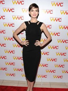 Victoria Beckham - Women's Media Awards NYC 2012.