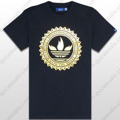 adidas Originals Mens G Medal T Shirt Z50610 at QV casuals. Big range of trefoil tees in stock now.