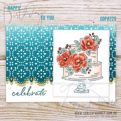 Happy Birthday To You for GDP – Sense of Whimsy Lifestyles, lifestyles and standard of living The interdependencies and networks … Birthday Cake Card, Happy Birthday Cakes, Cupcake Card, Cricut Cards, Stamping Up Cards, Happy B Day, Card Maker, Card Sketches, Halloween Cards