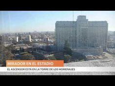 TA BUENO ... !!! Un mirador para revitalizar el Museo del Fútbol https://www.youtube.com/watch?t=63&v=IQ0v0gpYhYI Un mirador para revitalizar el Museo del Fútbol   Montevideo, Patrimonio, Torre de los Homenajes, Estadio Centenario