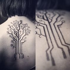 Image result for electronic tattoo
