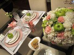 Meu Dia D - Bodas de Flores e Futas - 04 anos de casamento - Jantar e decoração (1) copy