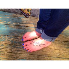 How wild it was, to let it be. Quote from Wild, written by Cheryl Strayed #literarytattoos