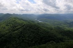 The Cumberland Gap - One of the most beautiful places I've driven through