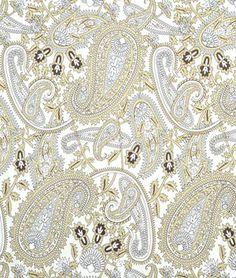 Premier Prints Henna River Rock Twill Fabric - $7.45   onlinefabricstore.net