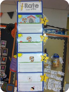 Little Warriors: Writers Workshop: Where We're At, great anchor chart ideas!!!