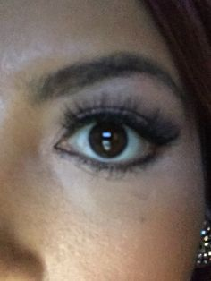 One of my favorite lash! #Ardell #Wispies