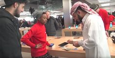 New ARAB BUYS EVERYONE AN iPHONE 6S!!! 2016 Amazing video! Iphone, Amazing, Youtube, Youtubers, Youtube Movies