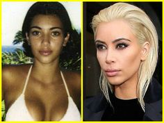 Can You Put The Kim Kardashian's In Order? Kim has always claimed that she is against plastic surgery. Take this quiz to see if her face really has changed over the years!