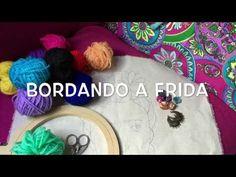 13- AGUJA-LANA-TELA Para Bordado Mexicano - YouTube