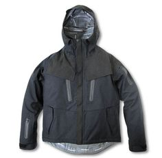 WHITE MOUNTAINEERING BLK raptor jacket