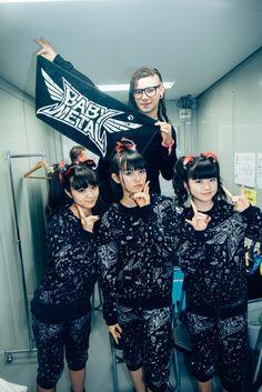 Ultra Music Festival Tokyo - Skrillex Tour Photos
