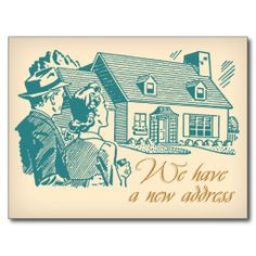 >>>Are you looking for          Retro Change of Address Postcard           Retro Change of Address Postcard you will get best price offer lowest prices or diccount couponeHow to          Retro Change of Address Postcard Review from Associated Store with this Deal...Cleck See More >>> http://www.zazzle.com/retro_change_of_address_postcard-239265197288596873?rf=238627982471231924&zbar=1&tc=terrest