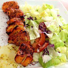 レシピとお料理がひらめくSnapDish - 8件のもぐもぐ - Chicken Kabob by Evgennia