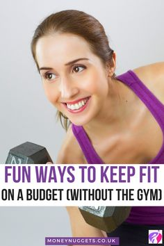 Are you looking for ways to keep fit on a budget but don't fancy blowing your entire budget? Read on for simple ways to keep fit that will cost you very little or nothing!
