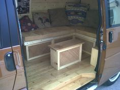 retro paint, steel wheels and a reclaimed wooden interior... - Page 8 - VW T4 Forum - VW T5 Forum