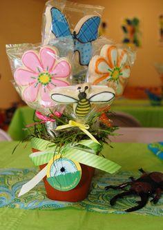 Bug party decor