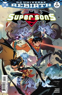 Super Sons (2017) Issue #2