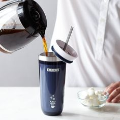 Gift idea for the coffee lover in your life: instant iced coffee maker
