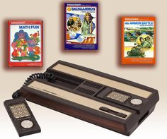 WORST – INTELLIVISION (1980)  -- The launch of this Atari 2600 competitor came with just four games, which would have been fine had they bee...