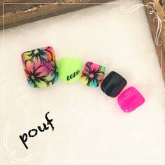 Manicure, Pedicure Nail Art, Toe Nail Art, Cute Toe Nails, Love Nails, My Nails, Beach Toe Nails, Feet Nail Design, Toe Nail Designs