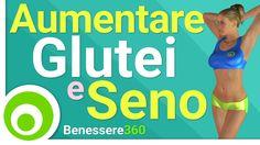 Aumentare i Glutei ed il Seno con 5 Minuti di Esercizi Giornalieri