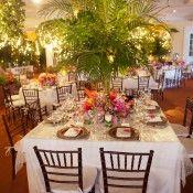 Tropical Wedding Reception Centerpieces | ... Tropical Wedding Centerpiece - Elizabeth Anne Designs: The Wedding