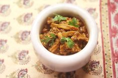 This hot and fragrant masala is easy to make and a wonderfully unique preparation of squid.