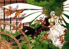 Tags: Anime, CLAMP, CLOVER (Series), Suu (CLOVER), Fay Ryu Kazuhiko