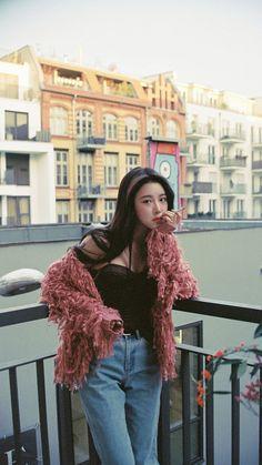 Girl Fashion, Fashion Looks, Fashion Outfits, Prity Girl, Just Girl Things, Girl Crushes, Kpop Girls, Asian Beauty, Korean Fashion