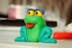 Поделки из пластилина для самых маленьких. Схемы лепки птички Angry Birds, черепашки, улитки, и пластилинография (рисование пластилином).