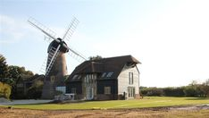 Reeds mill,Kingston,Kent,convertrd into a residential property. Water Mill, Amazing Spaces, Malm, Kingston, Tiny House, Restoration, Windmills, Architecture, House Styles