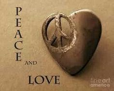 Peace and love. Time to get the hippies back into politics.