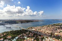Cities in Europe: World's Best 2019 Rooftop Pool, Outdoor Pool, Bosphorus Bridge, French Balcony, All European Countries, Recreational Activities, Indoor Swimming Pools, Cities In Europe, Travel And Leisure